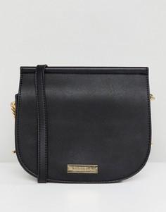 Кожаная сумка через плечо Carvela - Черный