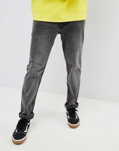 Черные суженные книзу джинсы Cheap Monday - Черный