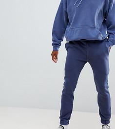 Темно-синие джоггеры Reclaimed Vintage inspired - Темно-синий