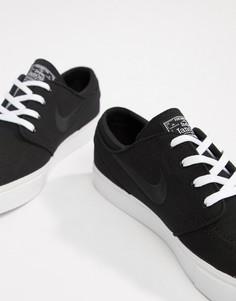 Черные кроссовки Nike SB Zoom Stefan Janoski 615957-022 - Черный