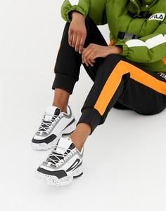 Черно-белые кроссовки Fila X Liam Hodges Disruptor Ml3 - Черный