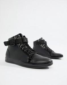 Черные высокие кроссовки ALDO Edywien - Черный