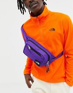 Фиолетовая сумка-кошелек на пояс The North Face Bozer - Фиолетовый