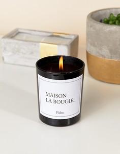 Свеча с ароматом черной смородины, ежевики и дубового мха Maison La Bougie - 190 г - Мульти