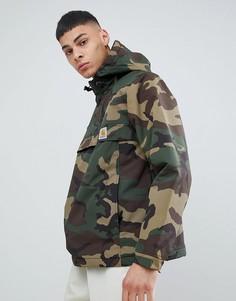 Куртка с камуфляжным принтом Carhartt WIP Winter Nimbus - Зеленый