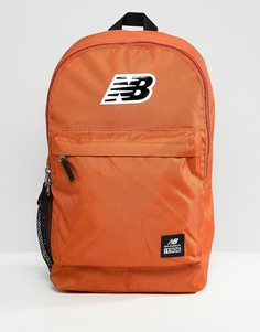 Оранжевый рюкзак с логотипом New Balance 500387-807 - Оранжевый