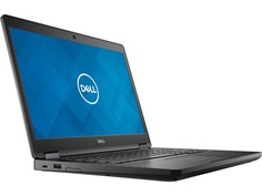 Ноутбук Dell Latitude 5491 5491-7397 Black (Intel Core i5-8300H 2.3 GHz/8192Mb/256Gb SSD/Intel HD Graphics/Wi-Fi/Cam/14.0/1920x1080/Linux)