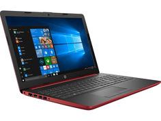 Ноутбук HP 15-db0133ur Scarlet Red 4JY90EA (AMD Ryzen 3 2200U 2.5 GHz/4096Mb/256Gb SSD/AMD Radeon Vega 3/Wi-Fi/Bluetooth/Cam/15.6/1920x1080/Windows 10 Home 64-bit)