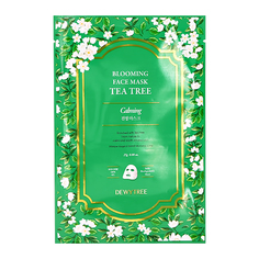 Маска для лица DEWYTREE Чайное дерево успокаивающая 25 г