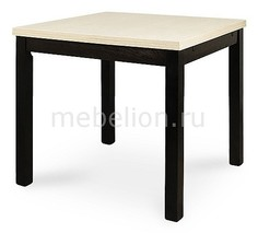 Стол обеденный Диез Т2 венге/бежевый Мебель Трия