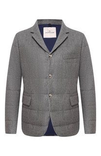 Пуховая куртка Regor на пуговицах Moncler
