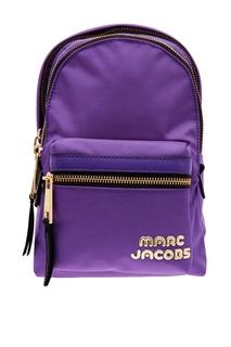 Фиолетовый рюкзак Marc Jacobs
