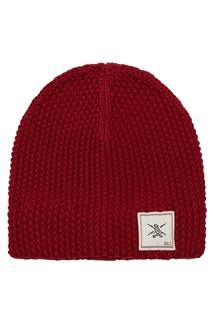 Красная вязаная шапка Grunge John Orchestra Explosion