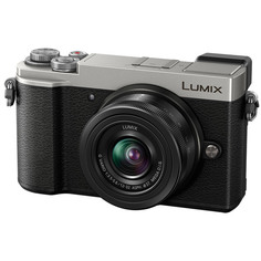 Фотоаппарат системный Panasonic Lumix GX9 Kit 12-32 Silver (DC-GX9KEE-S)