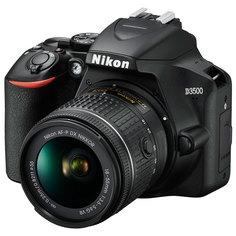 Фотоаппарат цифровой зеркальный Nikon
