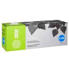 Картридж для лазерного принтера Cactus CS-CF210A Black для HP LJ Pro 200 M251/M276 (1600
