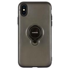 Чехол для iPhone Hardiz Crystal Case для iPhone Х Black