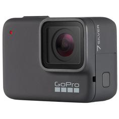Видеокамера экшн GoPro HERO 7 Silver Edition (CHDHC-601)