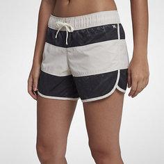 Женские бордшорты Hurley Paneled Wash Beachrider 13 см Nike