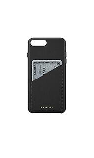 Кожаный чехол для iphone 6/7/8 plus карт - Casetify