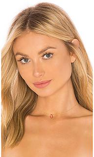 Ожерелье stone drop - Natalie B Jewelry