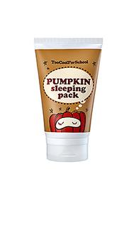 Маска для лица pumpkin sleeping pack - Too Cool For School