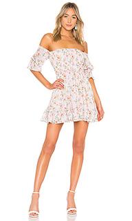 Платье со спущенными плечами wallander - Lovers + Friends
