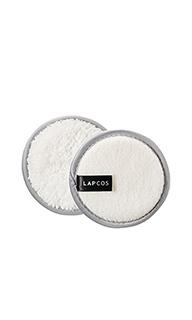 Коврик для очистки double wash cleansing pad - LAPCOS