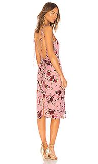 Платье с завязками сбоку - LPA