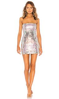 Облегающее платье-бандо sabrina - X by NBD