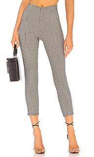 Ситцевые брюки с высокой талией liam - Lovers + Friends