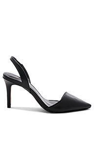 Туфли без задника с ремешком сзади jones - RAYE