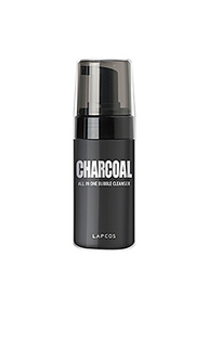 Очищающее средство charcoal all in one bubble cleanser - LAPCOS