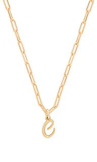 Ожерелье initial - joolz by Martha Calvo