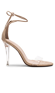 Туфли на каблуке с открытым носком alton - RAYE