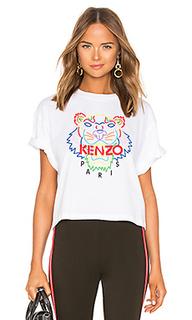 Футболка tiger - Kenzo