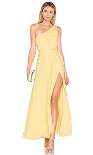 Вечернее платье с открытым плечом titania - Lovers + Friends
