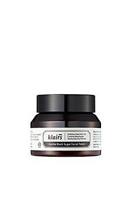 Скраб gentle black sugar facial polish - Klairs