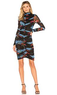 Мини платье olivia - Diane von Furstenberg
