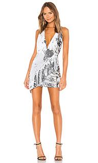 Украшенное платье arie - NBD