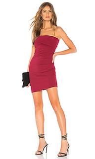 Мини платье leslie - NBD