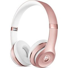Наушники Beats Solo3 Wireless On-Ear rose gold (MNET2ZE/A)