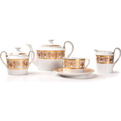 Сервиз чайный 15 предметов La Rose des Sables Alyssa (679509 0632)
