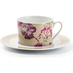 Набор чайных пар 0.22 л 12 предметов La Rose des Sables Liberty (839007 2150)