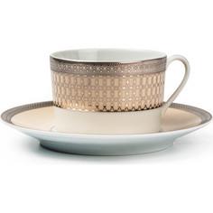 Набор чайных пар 0.22 л 12 предметов La Rose des Sables Tanite Victoire Pl (539506 1489)