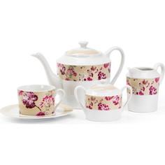 Сервиз чайный 15 предметов La Rose des Sables Liberty (839510 2150)