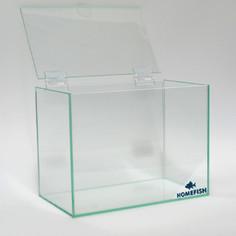Аквариум HomeFish Мини для рыб, рептилий и насекомых П 15 (310x200x250)