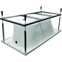 Рама-каркас для ванны Cersanit Lorena 160х70 см, прямоугольный, белая (K-RW-LORENA*160n)