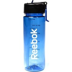 Бутылка для воды Reebok RABT-P65BLREBOK 0,65 (Голубая)