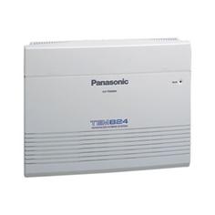 АТС Panasonic KX-TEM824RU системный блок (6 внешних + 16 внутренних)
